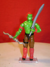 1993 Streetfighter BLANKA V1 Jungle Fighter Action Figure ARAH style Accessories