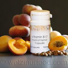 Organic Bitter Apricot, B15 Menopause, Vitamin C Acerola Cherry 150 Capsules