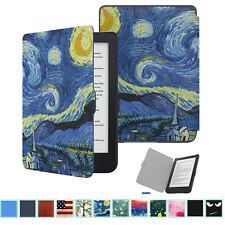 "MoKo Sleep Wake Up Slim Protective Cover Case for Kobo Clara HD 6"" Tablet/e-Book"