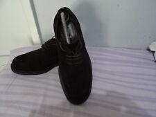 Homme KENZO HOMME en daim marron en cuir Chaussures à Lacets, SZ UK 8 EU 42, grand Cond
