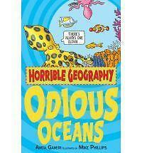 Odious Oceans by Anita Ganeri (Horrible Geography) (Paperback) New Book