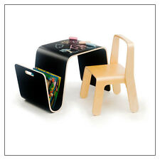 Mag Table - Black HPL - by Eric Pfeiffer for Offi