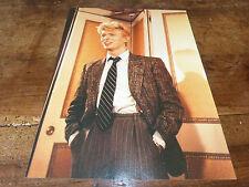 DAVID BOWIE - Mini poster couleurs 1 !!!!!!!!!!!!!