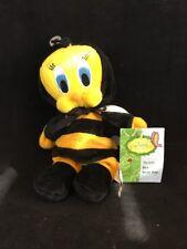 Warner Bros studio store Tweety Enchanted Garden Tweety Bumble Bee Bean Bag