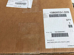 overland data 10800034-005 hp lto4 4g fc library drive