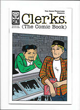 CLERKS: THE COMIC BOOK #1 [1998 VF] CREATED & WRITTEN by KEVIN SMITH
