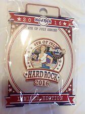 HRC Hard Rock Cafe Athen 4th July Pin 2016, LE 100