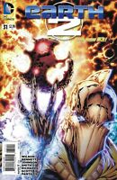 Earth 2 Comic Issue 31 The New 52 Modern Age First Print 2015 Wilson Bennett DC