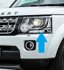 LAND Rover Discovery 4 2014-2016 Head Light lampada N/S LH Conversione Alogena RHD