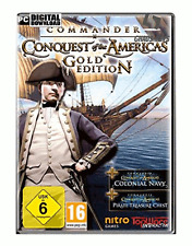 Commander Conquest of the Americas Gold Steam Key Pc Code Global [Blitzversand]