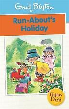 Run-About's Holiday by Enid Blyton (Paperback) New Book