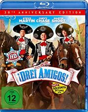 Drei Amigos! Blu-ray - HD-Remastered - NEU OVP - Chevy Chase, Steve Martin