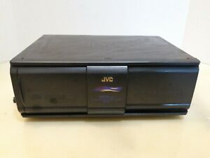 Jvc 12 Disk Car Stereo Changer selling as is Untested
