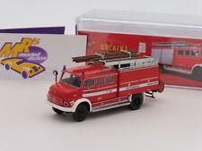 "Brekina 47135 # Mercedes Benz LAF 1113 LF 16 Bj.1968 "" Feuerwehr Hannover "" 1:87"