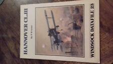 Hannover CL.III Windsock Datafile Nr. 23 (Luftfahrt/1.Weltkrieg)