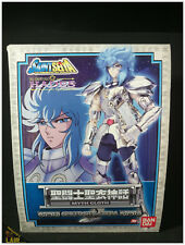 Caballeros del Zodiaco Saint Seiya Myth Cloth Hades Silver Lyra Orpheus