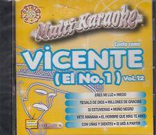 Vicente Fernandez Canta Karaoke New Nuevo Sealed