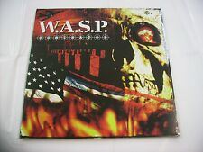 WASP - DOMINATOR - LP VINYL NEW SEALED 2015