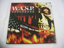 WASP - DOMINATOR - LP VINYL NEW SEALED 2015