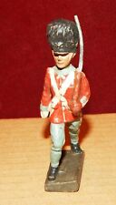 Lineol Germany,Soldier of the Guard Danish to / Catwalk 1914 -18,Bel Condition,