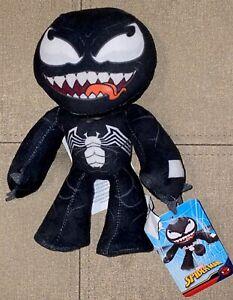 "Marvel Spiderman Flexers Series Venom 8"" Plush Figure Walgreens Exclusive"