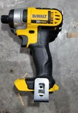 DeWalt DCF885 20-Volt Max Lithium-Ion 1/4 in. Cordless Impact Driver (Bare) NEW