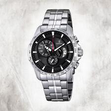 Festina Acero Inox. Reloj para Hombre F6849 4 Reloj de Plata Cronógrafo  UF6849  8378207b2a72