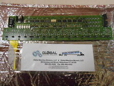 Universal Instruments 44335801 Feeder Intf. Assy Board w/ Cord, Good Condition