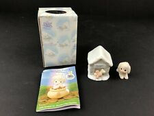 Precious Moments Enesco Sugar Town Sugar and Her Doghouse #533165 in Box