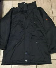 WELLENSTEYN Brandungsparka BP-04 PolyHiTec Black Jacket Size XL