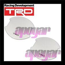 TRD Door Handle Protector Cover 2 Pieces Set MS010-00029 TOYOTA  PRIUS ZVW30