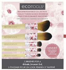 Ecotools: (1)  Modern Romance 5 Piece  Makeup Brushes  Authentic Sealed