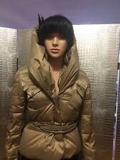 Women's  Fashion Trendy Short Winter Duck Down Jacket Sz S 4