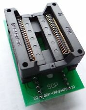 new PSOP44 to DIP44 Programador Universal adaptador AMD29F400 for car -S29