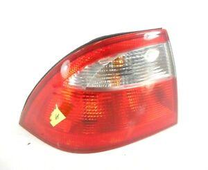 02-05 Saab 9-5 Sedan Quarter Panel Mounted Tail Light Lamp Driver Left OEM