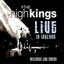 The High Kings - Live In Ireland [CD]