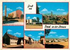 33170199 Saal Donau Stadtansichten Saal