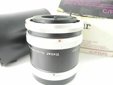 VIVITAR FOR FD FL/C 12mm 35mm 20mmEXTENSION TUBES FD PERFECT WITH BOX & CASE