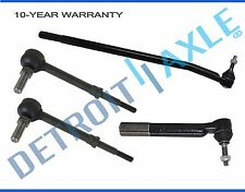 New 4pc Front Suspension Tie Rod + Sway Bar Link Set for Ram 2500 3500 4x4