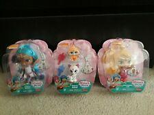 Fisher-Price Nickelodeon Shimmer & Shine - Genie Disguise Leah, Princess Samira