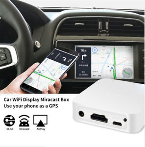 Universal Car WIFI Miracast Airplay DLNA Mirror Link Box For iOS Android Phone