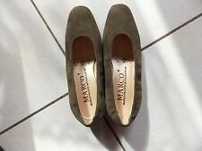 CHAUSSURES FEMME NEUVES T37 MARCO