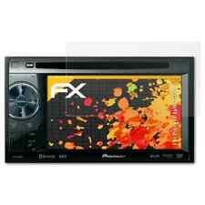 atFoliX 2x Screen Protector voor Pioneer AVH-2400BT mat&schokbestendig