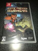 USED 3goo Battle Princess Madelyn NINTENDO SWITCH From Japan