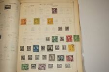 LOT OF 1916-1926 EARLY U.S. 16 STAMPS - USED