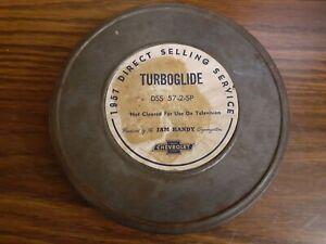 16mm Turboglide (1957) Animated Chevrolet Promotional Film (Jam Handy) PD