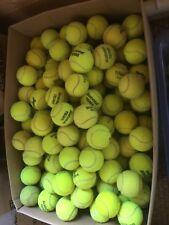 30 Used Tennis Balls - dog toys, beach cricket etc FREEPOST DELIVERY
