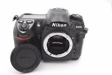 NIKON D200 10.2MP 2.5''SCREEN DIGITAL CAMERA BODY