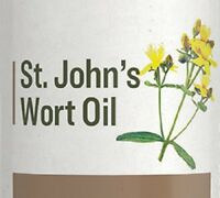 ST. JOHN'S WORT OIL Single Herb Liquid Extract Traditional Herbal Made in USA