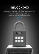 Bluetooth Lockbox Electronic Lock box Key Storage, Save 40% limited time offer